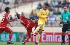 Sông Lam Nghệ An 0-0 Persija Jakarta (Bảng H AFC Cup 2018)