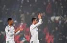 Chấm điểm Real sau trận PSG: Ronaldo xếp sau 2 người