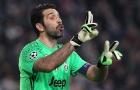 Ở tuổi 40, Buffon vẫn có trình diễn phong độ khó tin