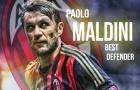 Paolo Maldini - Xứng danh siêu hậu vệ