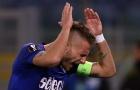 Rượt đuổi kịch tính, Lazio thất thế tại Olimpico