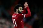 Salah háo hức lập kỳ tích trước Man Utd