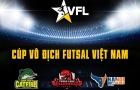 VFL – Cúp Vô Địch Futsal Việt Nam 2018: Mới lạ và khác biệt