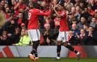 Chấm điểm Man United sau trận Liverpool: Lukaku, Young không kém Rashford
