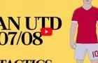 Chiến thuật của Man Utd mùa 2007/08