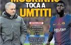 Nếu Mourinho muốn, M.U sẽ rút ruột Barca