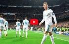 Những pha phối hợp đỉnh nhất của Real Madrid mùa 2017/18