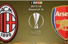 Thất bại của Milan trước Arsenal theo phong cách Lego