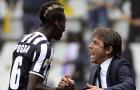 Bộ đôi Conte - Pogba sẽ tái hợp tại PSG?