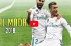 Những pha phản công đỉnh nhất của Real Madrid mùa 2017/18