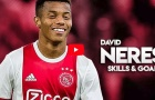 Những pha xử lý rất hay của David Neres (Ajax) mùa 2017/18