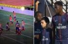 Siêu nhân 12 tuổi của PSG khiến đối thủ 'há hốc mồm'