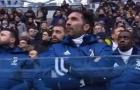 Khoảnh khắc Buffon bật khóc khi nhớ về Astori