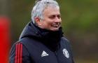 Man Utd cười tươi hết cỡ dù Pogba vắng bóng trong buổi tập