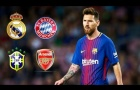 Top 5 màn trình diễn hay nhất sự nghiệp Lionel Messi