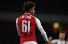 Arsenal nguy cơ mất thần đồng Reiss Nelson