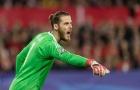 De Gea - Trụ cột 'chống trời' của Man Utd trước Sevilla