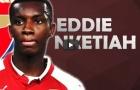 Eddie Nketiah - ngôi sao tương lai của Arsenal