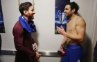 Fabregas hứa sẽ 'bắt chết' Messi
