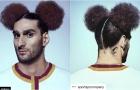Fellaini và những lần sao bóng đá đổi tóc gây choáng dư luận