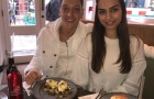 Mesut Ozil lại khoe ảnh thân mật cùng hoa hậu Thổ Nhĩ Kỳ