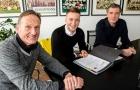 Reus nói gì sau khi chốt tương lai với Dortmund?