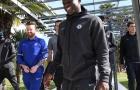 Chelsea đi dạo đầy thoải mái trước trận thư hùng với Barcelona