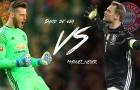 David De Gea vs Manuel Neuer - Ai xuất sắc hơn?