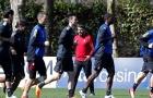 Gattuso đốc thúc AC Milan tập luyện, quyết ngược dòng trước Arsenal