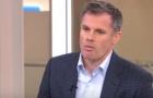 Jamie Carragher lên truyền hình xin lỗi về tai nạn 'phun mưa'