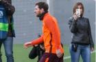 Messi trở lại, sẵn sàng cùng Barcelona tiếp đón Chelsea