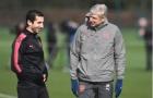 Mkhitaryan vui ra mặt khi nhận được sự quan tâm của Arsene Wenger