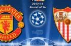 Thất bại của Man Utd trước Sevilla theo phong cách Lego