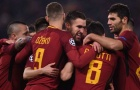 Với đòn chí mạng của Dzeko, Roma tạo nên lịch sử tại Champions League