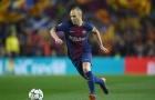 Hậu Chelsea, Iniesta cân nhắc giữa Barca và... Trung Quốc