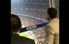 Phản ứng của Ferdinand trước bàn thắng của Messi vào lưới Chelsea