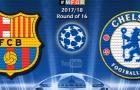 Thất bại của Barcelona trước Chelsea theo phong cách Lego