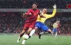 10 cú tắc bóng khiến Cristiano Ronaldo ngã 'sấp mặt'