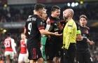 5 điểm nhấn Arsenal 3-1 AC Milan: Trọng tài giết chết trận đấu