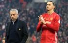 CỰC SỐC: Ibrahimovic xung đột với Mourinho?