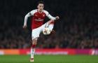 Mesut Ozil lập thành tích đáng tự hào cho Arsenal