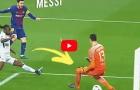 Nghệ thuật 'xâu kim' của Lionel Messi