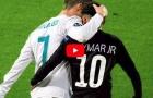 Những khoảnh khắc đáng trân trọng của Cristiano Ronaldo và Neymar