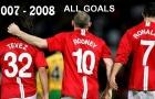 Ronaldo - Rooney - Tevez, bộ ba hủy diệt một thời