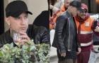 'Trai hư' của AS Roma được fan vây kín trên phố