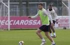 Barca không thể khiến Dzeko lo sợ