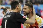 Buffon hào hứng khi gặp lại Ramos tại Champions League