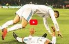 Những pha xử lý đẳng cấp cao của Real Madrid mùa 2017/18
