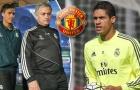 NÓNG: Varane xác nhận sự theo đuổi từ Man United