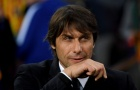 Sợ bay ghế, HLV Conte cậy nhờ FA Cup